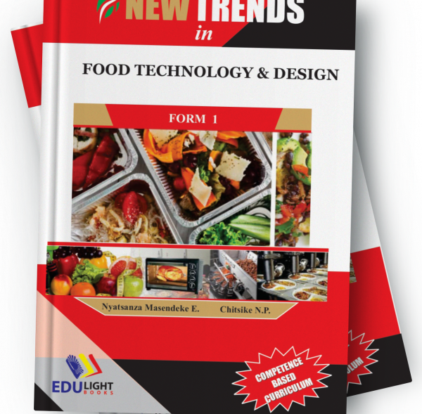 New Trends in Food Technology & Design Form 1