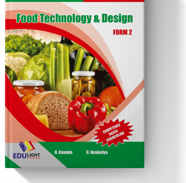 New Trends in Food Technology & Design Form 2