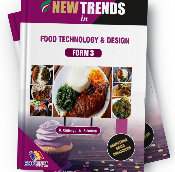 New Trends in Food Technology & Design Form 3