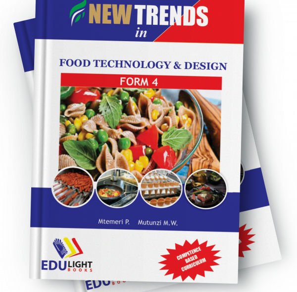 New Trends in Food Technology & Design Form 4