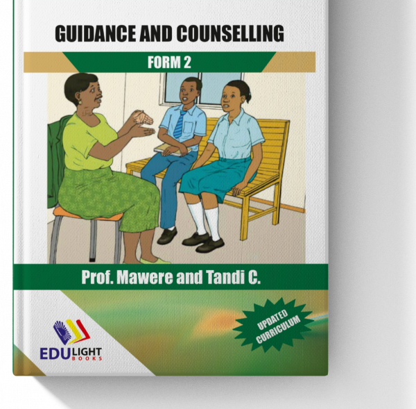 New Trends in Guidance And Counselling Form 2